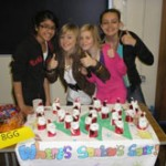 Baking cakes to fundraise at Albany Science College