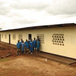 3 new classrooms for GS Menjung