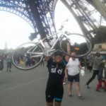 Market Makers staff cycled from London to Paris