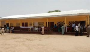 EP de Bagara new classrooms