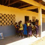 New classrooms at IPS Bamali