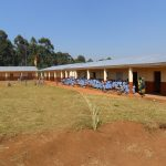 CS Dzeng -6 new classrooms and a hall in 2010