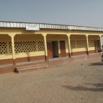 3 new classrooms at the Technical Secondary School at Goulfey in the Far North