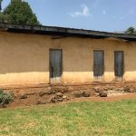 This small building at the Kevu Health Centre will be transformed into a ward and doctor's office