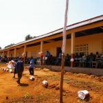 GSS Kimbo -6 new classrooms at our first secondary school