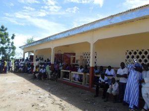 New classrooms at Lycée de Mogon