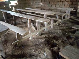 classroom at Bamendou Chefferie