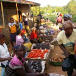 Market Day at Bamali
