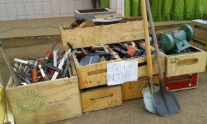 tech equipment for GTC Ntigi