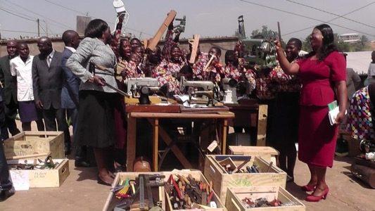 tech equipment for Bamendakwe